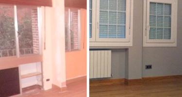 Apartamento bien planificado